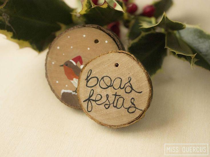 Que tengáis una buena noche ✨ . #bonadal #feliznavidad #merrychristmas #decoration #decoracionnavideña #madera #deco #homedecor #wood #woodendecor #missquercus #handmade #handpainted #galicia