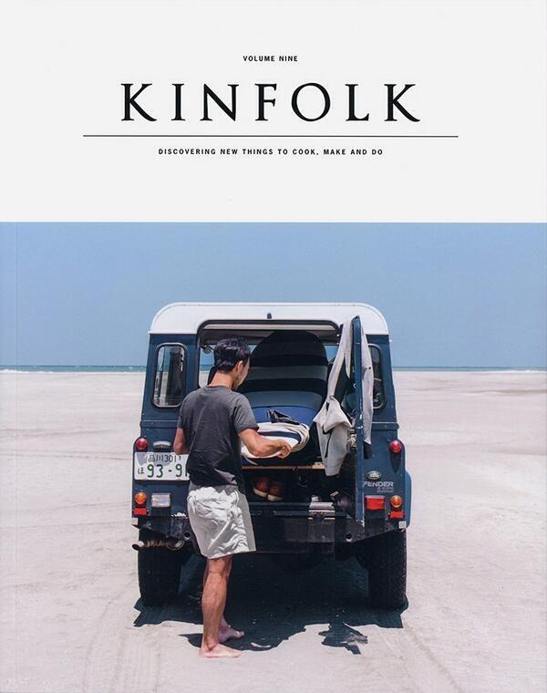 Kinfolk Iss9