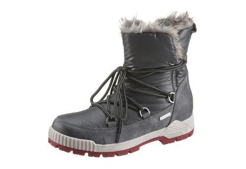 4055156809096 | #TAMARIS #Damen #Winterboots mit #Tex-Ausstattung #grau