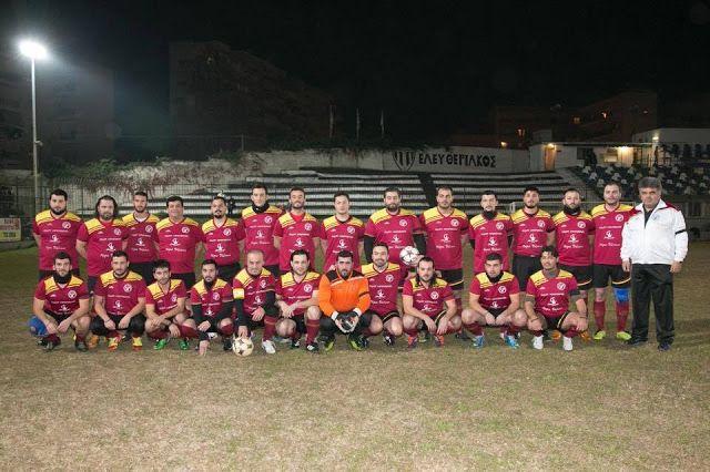 e-Pontos.gr: Η ποδοσφαιρική ομάδα των Ποντίων καλλιτεχνών βοηθά...