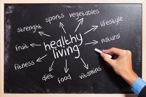 Tips For #Healthy Living