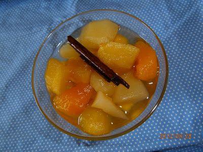 Tante Kiki: Κομπόστα φρούτων