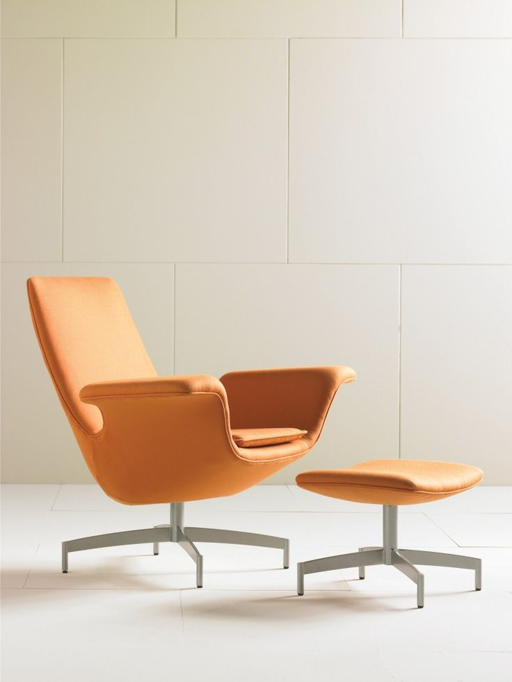 Retro colors help achieve a mid century modern look   HBF Dialouge Chair and. 54 best contract furniture images on Pinterest   Contract