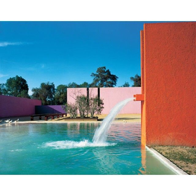 Modern Architecture Mexico 114 best architecture . barragan images on pinterest | luis