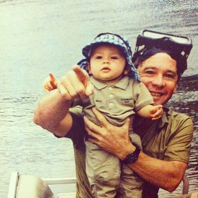 15 Beautiful Photos Bindi Irwin Has Shared of Her Late Father, Steve