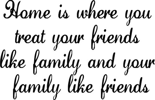 Family And Friends Quotes 76 Best Sayings That Intrigue Me Images On Pinterest  Inspiration .