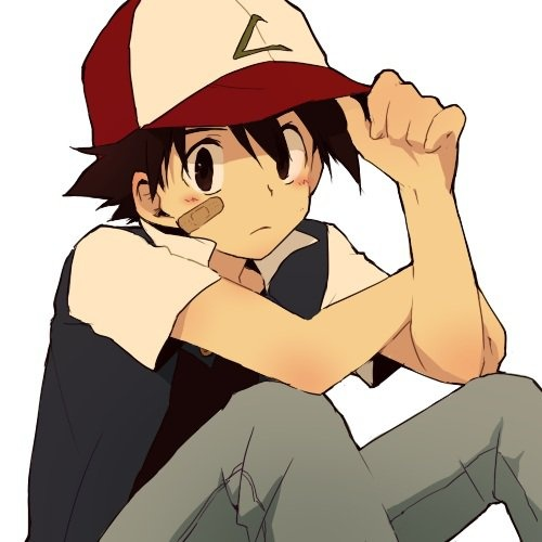 I ♥ this so much it hurts ;_;  ...Maybe my future son can be a Pokemon trainer named Ash... :3