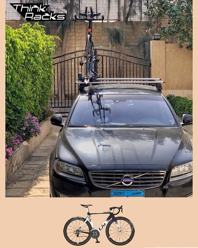 The Safe Solution Tested By Thule City Crash Test Thule Proride Think Racks Travelegypt Thule Bmwegypt Yourbikeonthego Triegypt Thule Bmw Roof Box