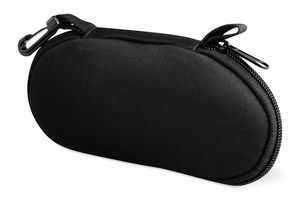 Sunglasses case with carabinerBRYANT