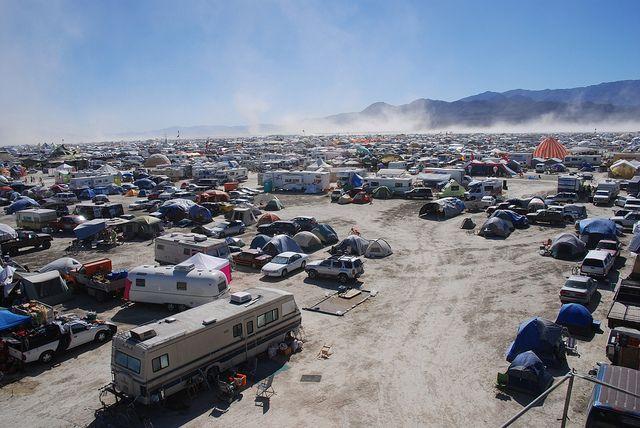 burning man shelter   Must Know Burning Man Tips for Newbies - Over Yonderlust
