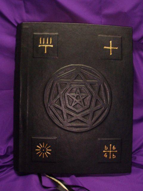 THE MAGICK BOOK