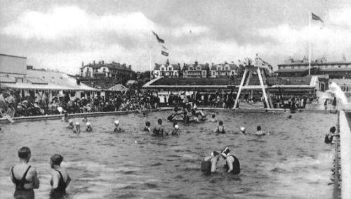 The Pier Swimming Pool Clacton on Sea