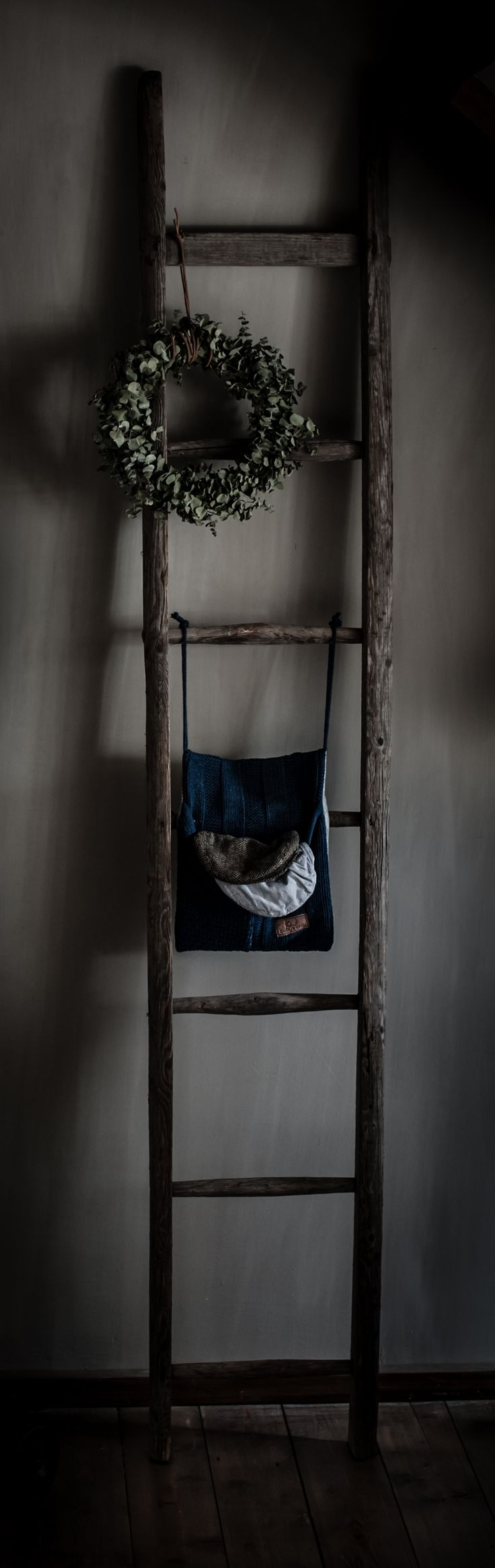 Landelijke Babykamer Met Een Krans Van Hoffz En Leuke Decoratie Van Baby´s Only En Knit Factory.......