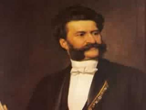 """""""The Blue Danube Waltz"""" by Johan Strauss II 