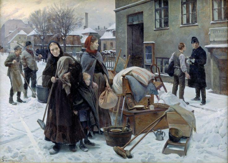 Erik Henningsen - Sat ud 1892 - Det moderne gennembrud