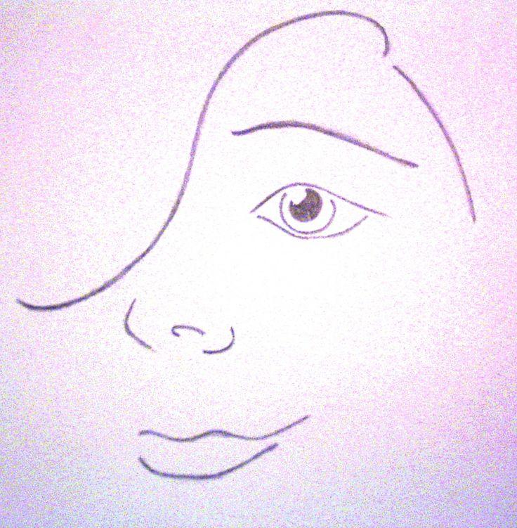Vereenvoudigd betekend dat het makkelijker gemaakt word. Het was eerst een moeilijk schilderij/ tekening en nu is het een makkelijkere tekening geworden. Je tekent dan alleen de hoofdlijnen.