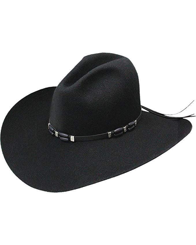 a1a46e9d6 Resistol Men's 2X Cisco Felt Cowboy Hat - Rwcsco-694307 Black Review ...