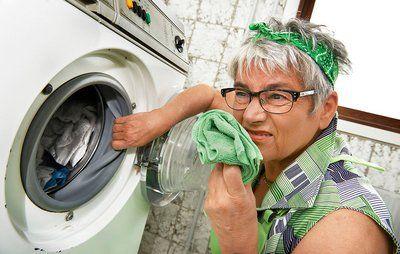Sådan slipper du af med dårlig lugt fra vaskemaskinen