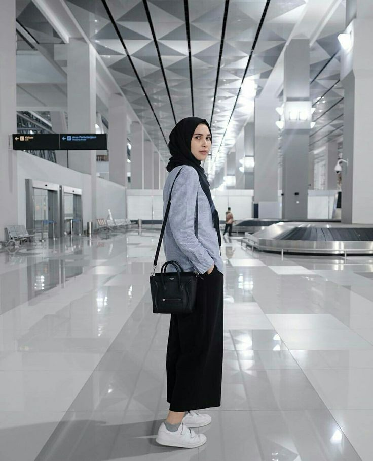 538 Best Images About Casual Hijab Style On Pinterest