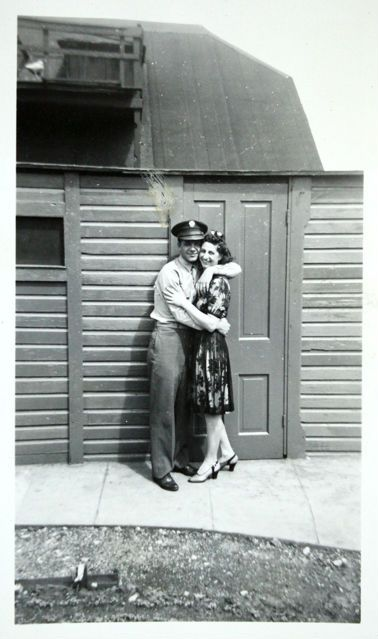 vintage couples | vintage photo