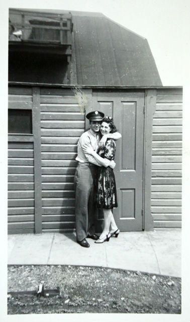 vintage couples   vintage photo