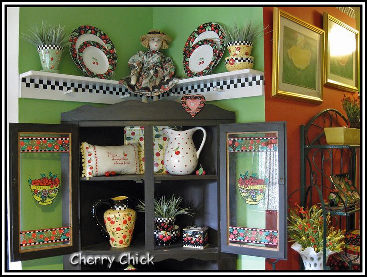 Cherry Chick: Christina's Mary Engelbreit Kitchen.....
