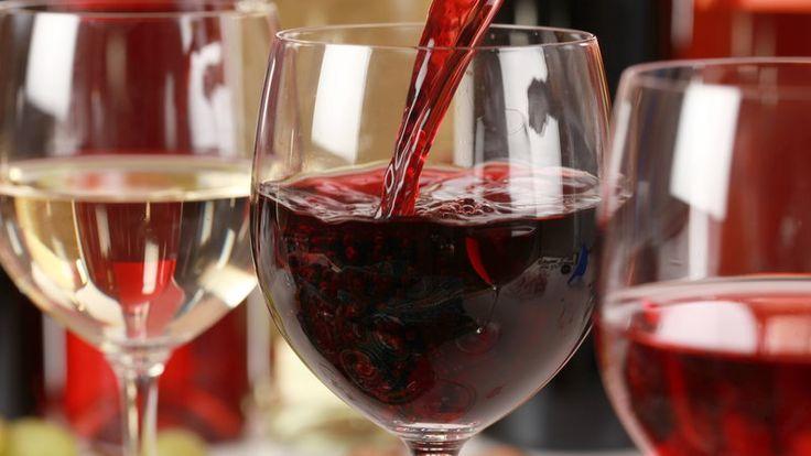 Franek i jego wędrówki: Czeski profesor: wino chroni serce, ale... - Zdrow...