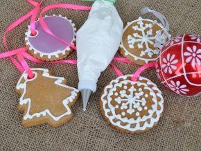 Сахарная глазурь для печенья