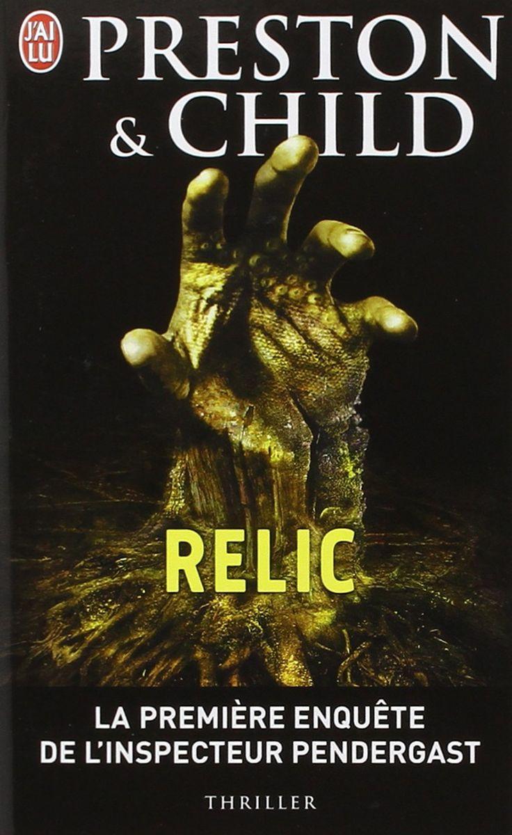 Relic : n'hésitez pas et courrez acheter ce roman horrifique, vous allez vous laisser embarquer, les nerfs un peu à vif ! Un vrai Tourne Page.