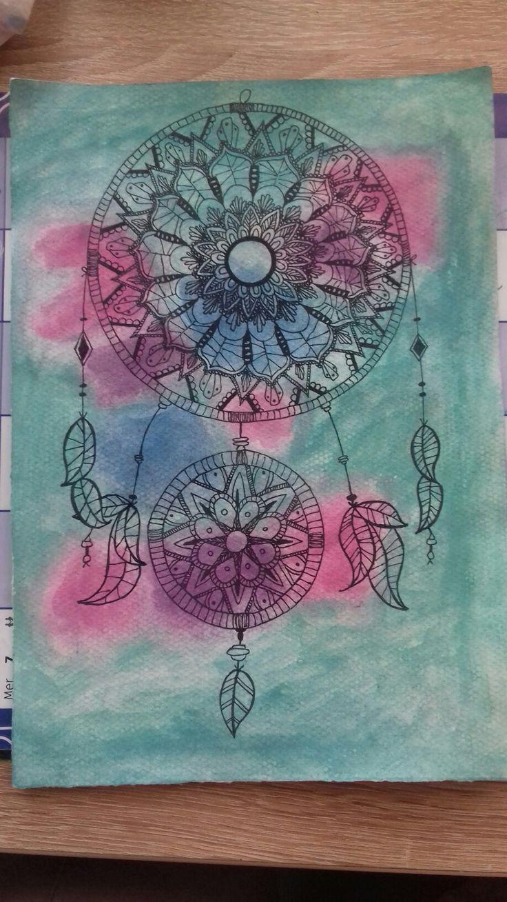 Gorgeus dreamcatcher art
