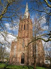 Sint-Nicolaasbasiliek in IJsselstein, NL
