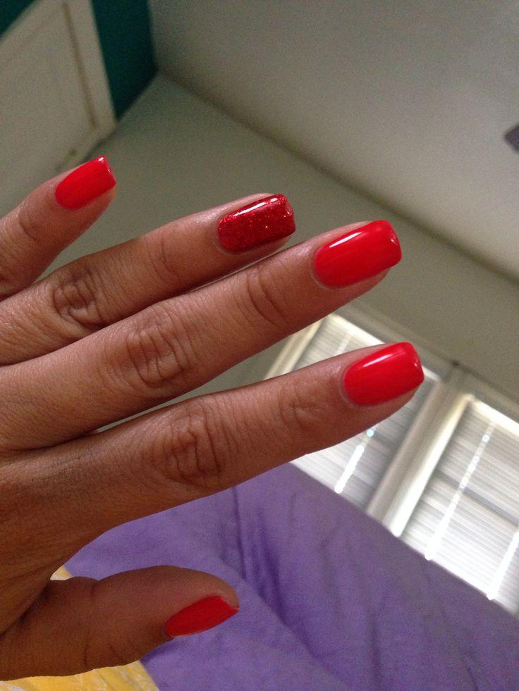 Dnd Striking Red Gel Color A Menina De Baixa Pinterest Colors Red And Gel Color