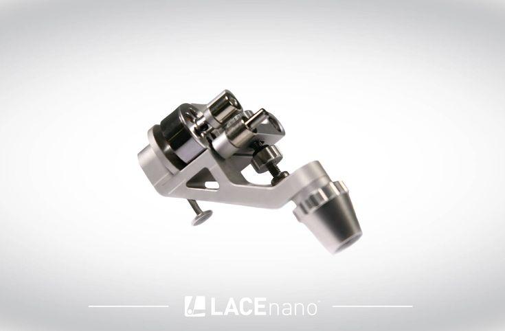 Máquina Rotativa - LACEnano Rotary Tattoo Machine - Tetrapiercing - Piercings e materiais para tatuagem