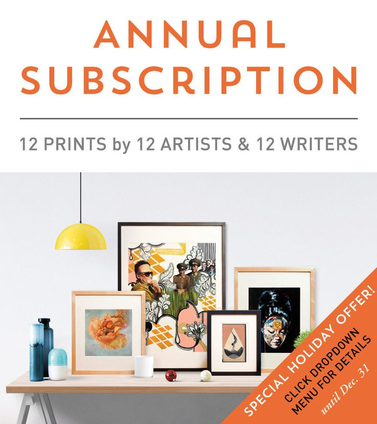 Papirmass - prints and writing monthly subscription, art to your door