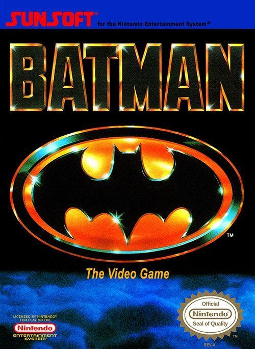 ▷ Play Batman: The Video Game on Nintendo NES | Nintendo | Nes