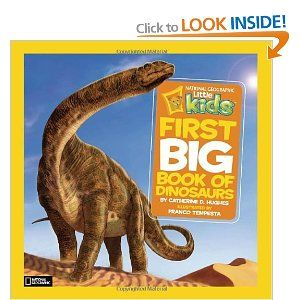 National Geographic Little Kids First Big Book of Dinosaurs: Amazon.ca: Catherine D. Hughes, Franco Tempesta: Books