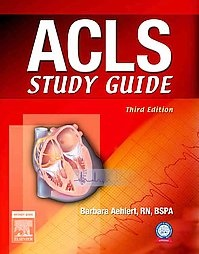 20 best acls cpr pals images on pinterest ems nurses and nursing acls study guide by barbara aehlert fandeluxe Image collections