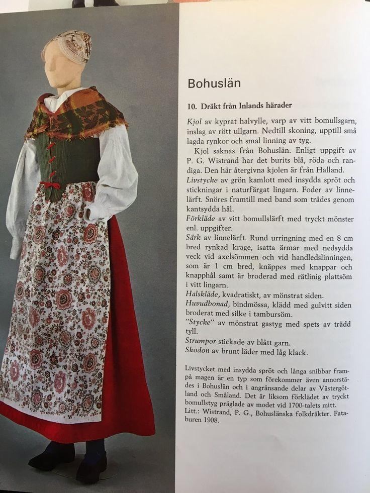 Image result for bohuslän dräkt