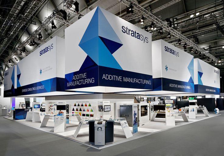 Stratasys - Blickfang Messebau GmbH