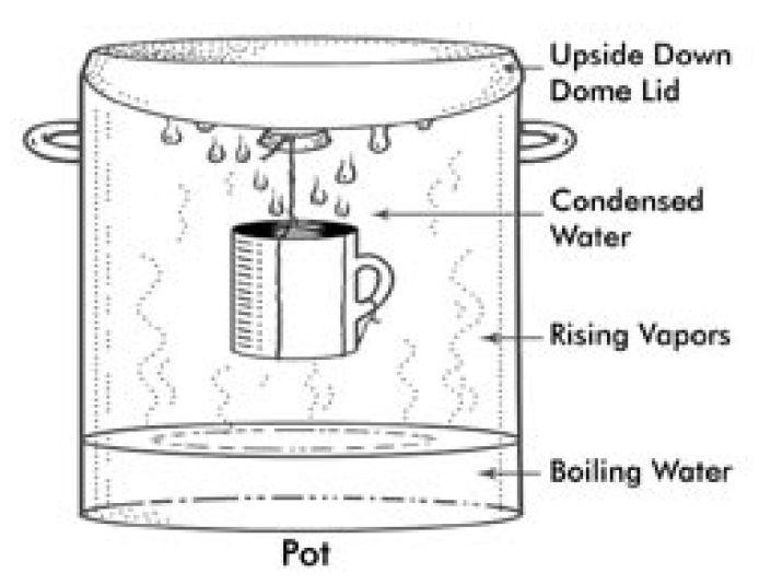 Survival Kit Series Week 3: More Water: Purification Ideas