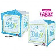 Shape Cubez Welcome Baby Boy Train $19.95 U30690