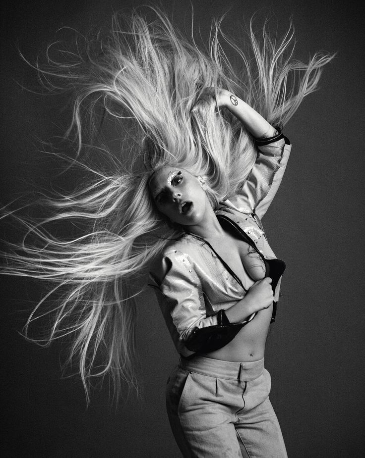 Lady Gaga - Inez and Vinoodh Photoshoot for Billboard December 2015