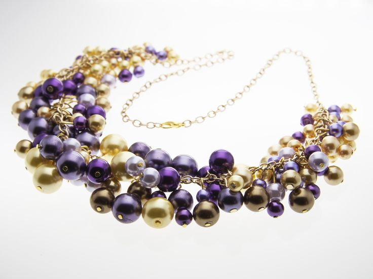 Ball formal necklace