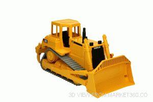 Caterpillar Bulldozer Bruder 02422