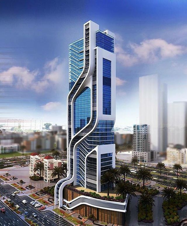 The Best Condo Design In Dubai: 671 Best Tower's & Skyscraper's Images On Pinterest