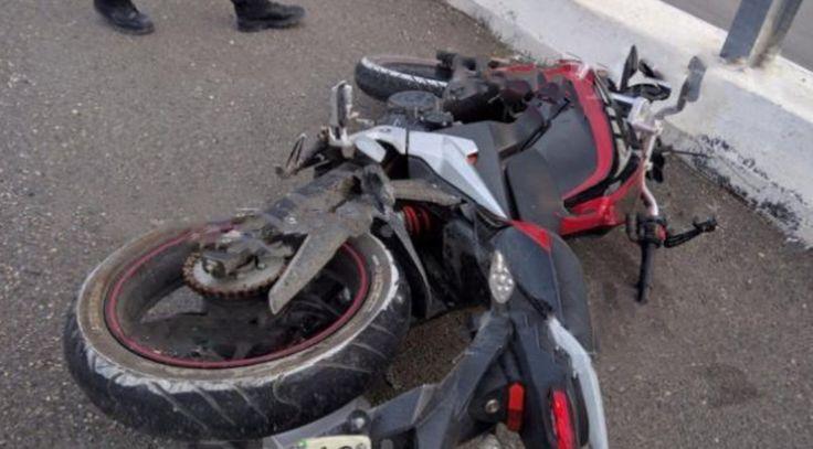 Fatal accidente a la entrada de Progreso: muere otro motociclista
