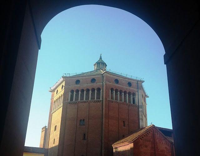 Cremona Medioevale: Battistero e Palazzo Comunale