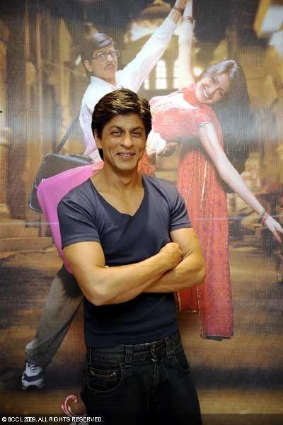 Photo -SRK Personal Album