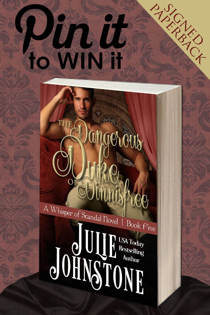 To Celebrate Usa Today Bestselling Author Julie Johnstone's October 26  Release, She's Giving Away A