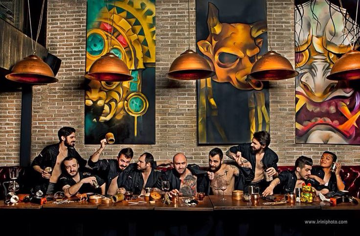 *ThE LaSt SuPpEr* Cinco *JSP*